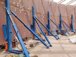 Hydraulic Jacks For Tank Erection