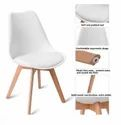 PP 635 Wooden Cafeteria Chair