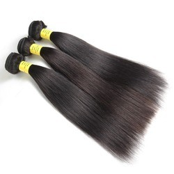 Non Remy Natural Straight Weft