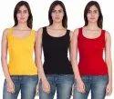 Women''s Tank Top Vest Camisole Sando Spaghetti for Women, Girls