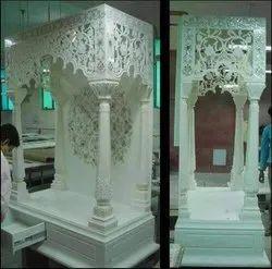 Exclusive Australia White Marble Temple