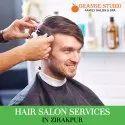 Hair Salon Services In Zirakpur-orange Studio