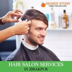 Hair Salon Services in Zirakpur-Orange Studio