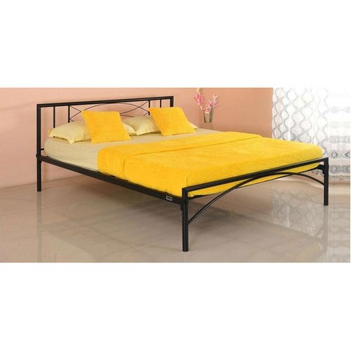 Black Steel Queen Size Bunk Bed Rs 6500 Piece Hudson Mark Id 17038840697