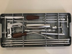 Orthopedic PFNA2 Instrument set