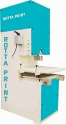 Non-Woven Carry Bag Punching Machine