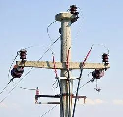 Low Tension Electrical Lines Construction