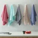 Cotton Plain Waffle Weave Tea Towel