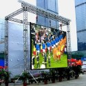 Portable Wedding Backdrop Concert Stage Background P3.91 Indoor Rental LED Display Screen