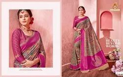 Innovative Classy Look Saree