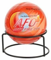 AFO 6 in Fire Extinguisher Ball, For Office, Capacity: 1.3 KG