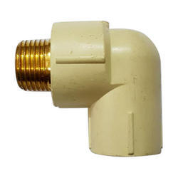 UPVC Male Threaded Elbow