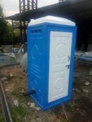 Modular FRP Toilet Cabin