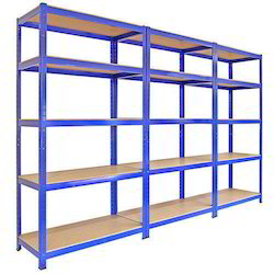 Storage Racks for Paint Industry