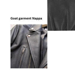 Goat Garment Nappa Leather