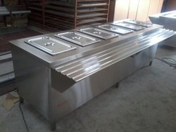 Bain Marie with Tray Slider