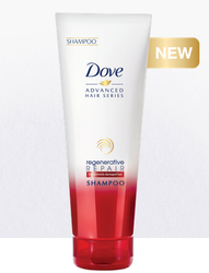 Dove Regenerative Repair Shampoo