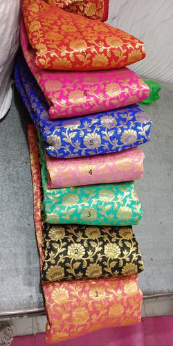 banarasi brocade fabric manufacturers