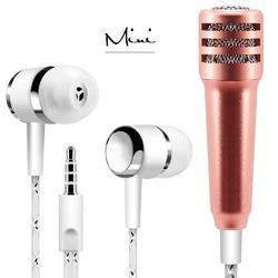 Stereo Mic With Earphone