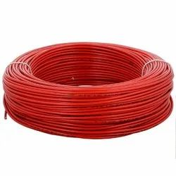 Red Polycab Flexible Cable