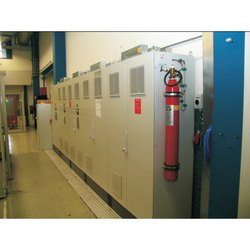 B FSEC Electrical Cabinet Fire Suppression System