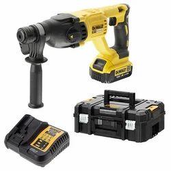 Dewalt 18V 26mm SDS Plus Hammer 4.0Ah - DCH133M1, 2.6 J