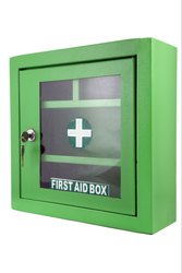 Shanti Metal First Aid Box