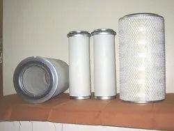 Paper Aluminum Turbine Air Filter