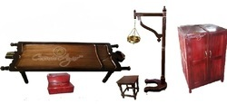 Ayurvedic Therapy Equipments