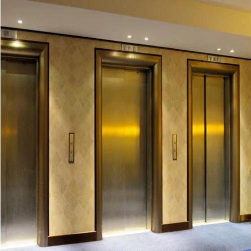 36 m 12 Persons Commercial Elevators