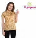 B Gorgeous Cotton Casual Shirt