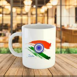 Personalized Coffee Mugs - 11 oz. C-Handle Mug