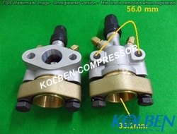 Bock F3 Suction And Discharge Shut Off Valve Assembly