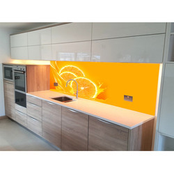 Kitchen Glass Dado
