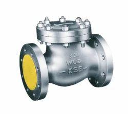 KSB Pressure Seal Check Valve