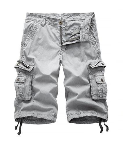 size 40 2019 original discount coupon Men''s Cotton Twill Cargo Shorts Outdoor Wear Lightweight