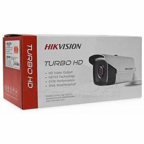 CP Plus 2MP HD Bullet 6MM Lens Hikvision CCTV Camera