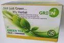 Green Tulsi and Cinnamon Tea