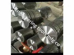 Silver 75CR1 HI Carbon Steel TCT Saw Blade, Effortless Cutting, Size/Dimension: 4 - 50 Inch