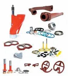 SCC Concrete Pump Parts