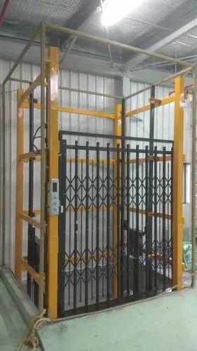 Goods Lift - Hydraulic Type and Hoist Type