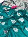 Banarasi Silk Party Wear Sarees
