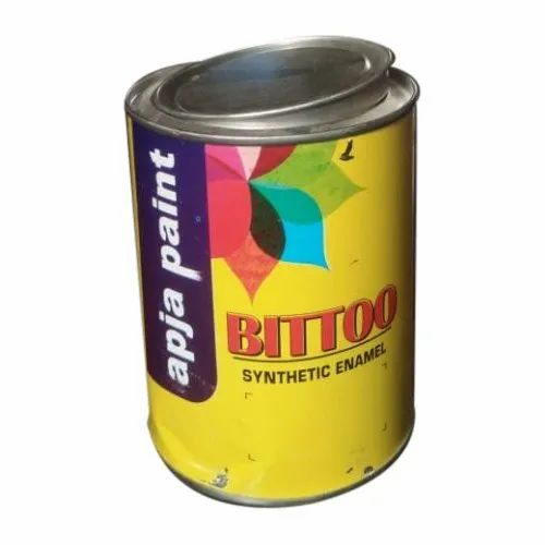 High Gloss Metal Synthetic Enamel Paint