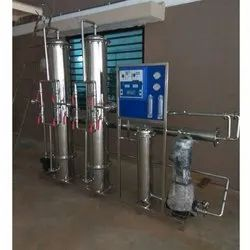 Borewell Water RO Plant