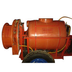 Agricultural Tractor Mounted Blower
