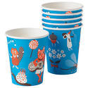 Paper Printed Disposable Tea Cup, Capacity: 90 Ml