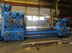 NOBLE & LUND Roll Turning Lathe Machine Code: Ccs-00528