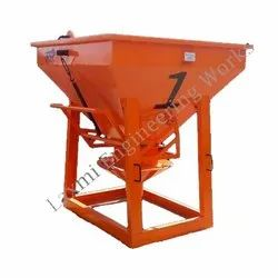 ST Mechanism Concrete Bucket