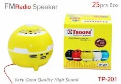 Troops Tp-3011 Tp-201 Fm Radio Speaker