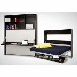 Folding Desk Bed